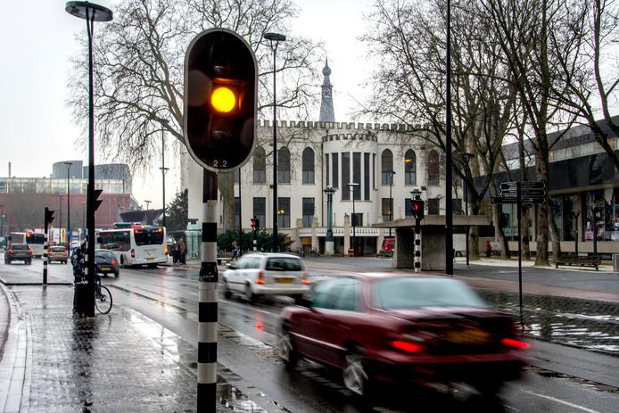 Een recente enquête onder bijna 1400 Tilburgers wees uit dat hard rijden als grootste probleem op de Cityring wordt gezien.