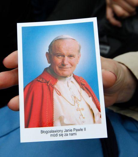 Bloed van paus moet geweld Mexico dempen