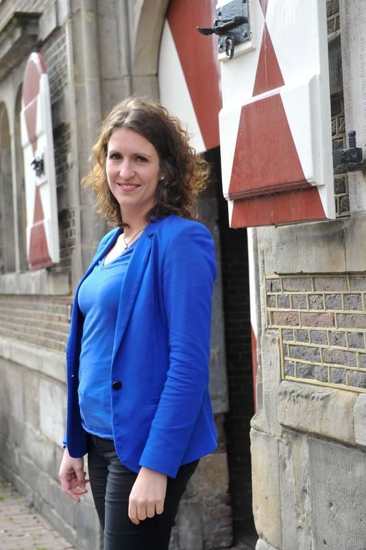 Martine Goeman, programmamanager Kinderrechten en Migratie bij Defence for Children.