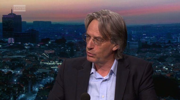 Professor Herman Goossens.