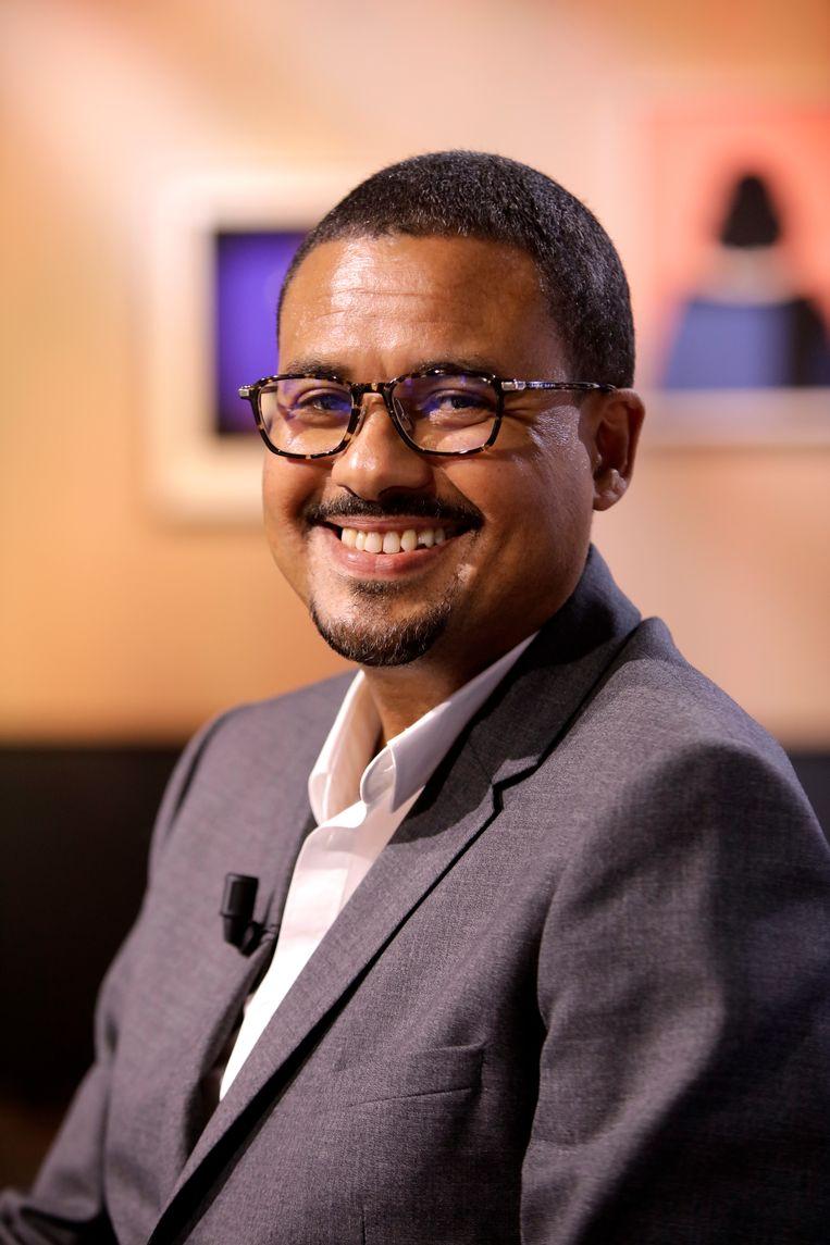 David Diop, auteur van 'Meer dan een broer'. Beeld Corbis via Getty Images