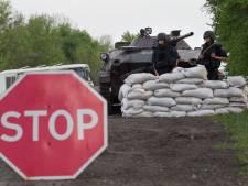 L'armée ukrainienne passe à l'offensive à Slaviansk