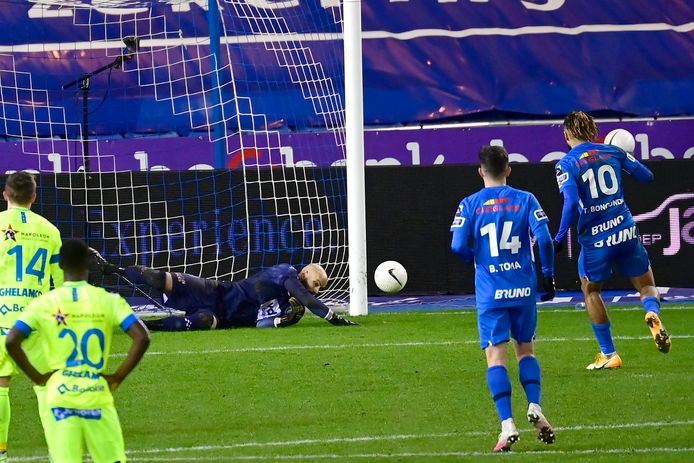 Sinan Bolat s'est illustré en stoppant le penalty de Bongonda