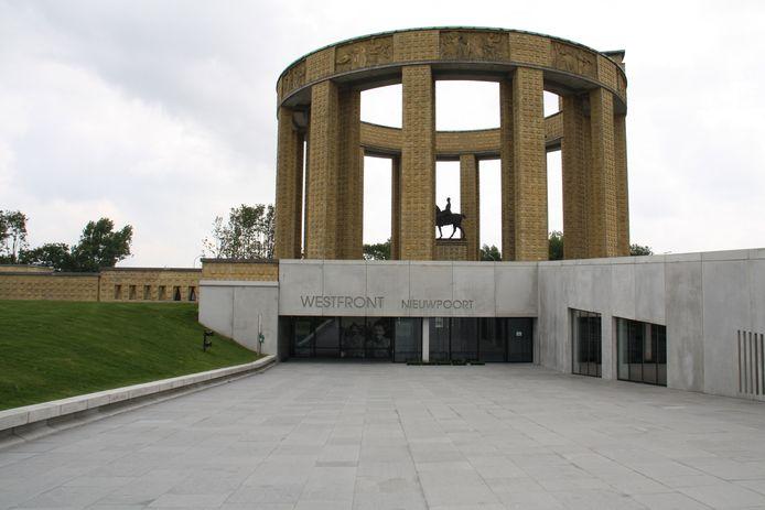 De aankomstplaats is het bezoekerscentrum Westfront in Nieuwpoort.