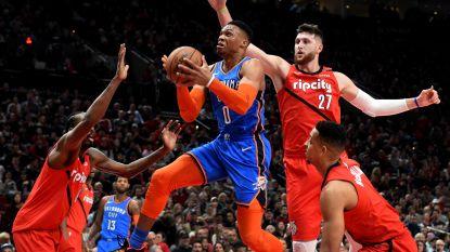Oklahoma City pakt volle buit in NBA, LA Lakers verliezen alweer