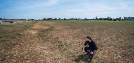 Droogte legt Duitse loopgraven IJssellinie bij Arnhem bloot