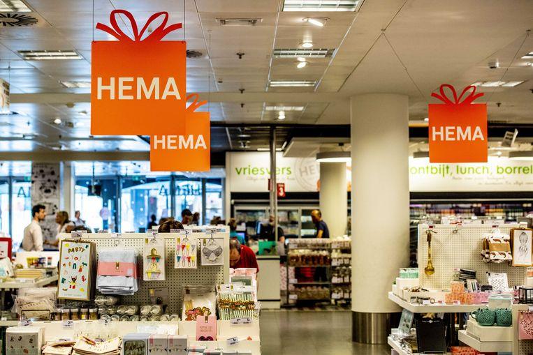 Een vestiging van Hema in Rotterdam. Beeld Robin Utrecht, ANP