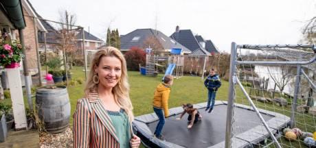 Twentse Marijn (34) opent haar tuin voor gezinnen die klein wonen: 'Laat kinderen hier maar komen'