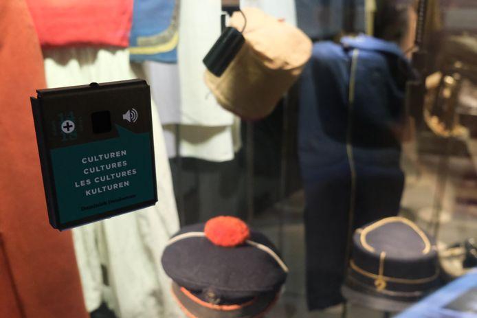 Het In Flanders Fields Museum nam een nieuwe audiogids in gebruik en die blijkt heel succesvol.
