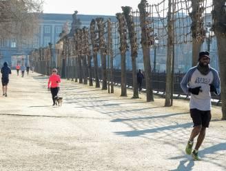 Brussel werkt aan kaart met looproutes voor joggers