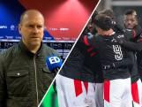 'Spectaculaire wedstrijd, maar veel onnodige fouten'