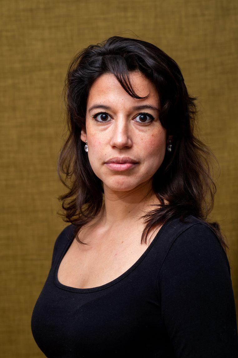 Maya Olivier. Beeld Nosh Neneh