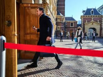 """Drie dagen na voorstelling stappenplan toont Nederlandse premier zich al somber: """"We gaan echt geen onverantwoorde dingen doen"""""""
