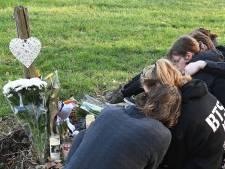Bloemen, kaarsen en een knuffel voor omgekomen studente (18): 'Verschrikkelijk wat er is gebeurd'