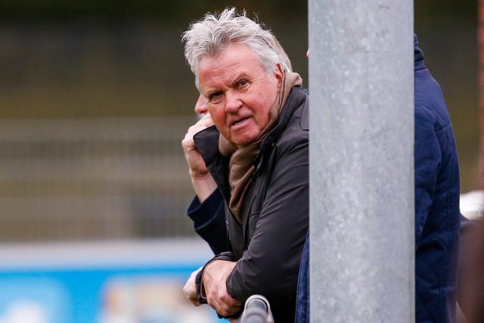 14-01-2020: Voetbal: Training PSV: Eindhoven Guus Hiddink