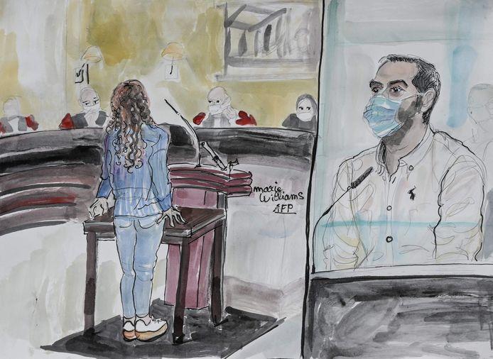 Une ancienne partenaire de Nordahl Lelandais avait également témoigné au deuxième jour de son procès pour le meurtre d'Arthur Noyer.