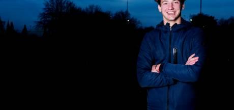 Wesley Spieringhs, speler én fan: 'Willem II móet in de eredivisie blijven'