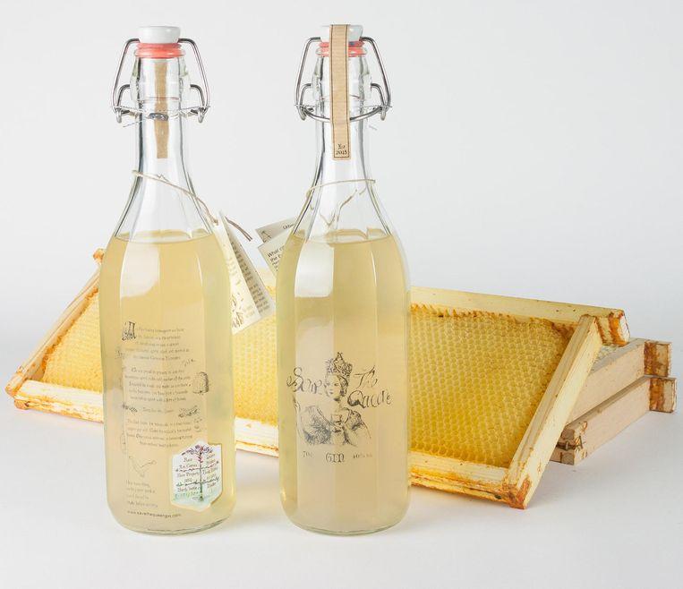 Save The Queen, de nieuwe Aalsterse gin op basis van honing.