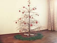 'Pas op dat je na de kerst niet eindigt zoals je kerstboom: afgetuigd en opgebrand'