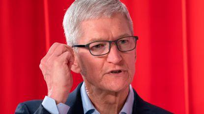 "Apple-CEO Tim Cook: ""Digitale privacy bevindt zich in crisis"""