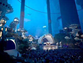 In deze magische virtuele wereld vindt het digitale oudejaarsfeest van Tomorrowland plaats