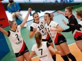 Uitslagen en verslagen volleybal: Apollo 8 blijft winnen, Eurosped ook niet langs Voltena