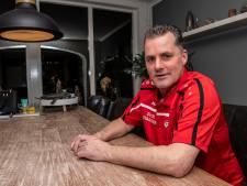 HSC'28 langer door met trainer Peter Deelen