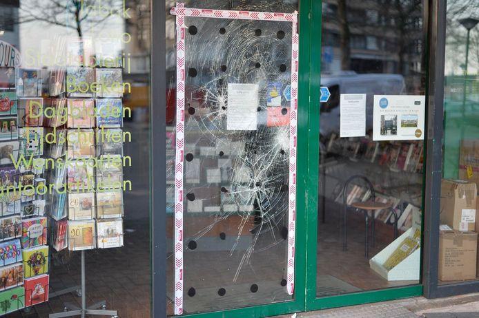 Schade bij The Read Shop.