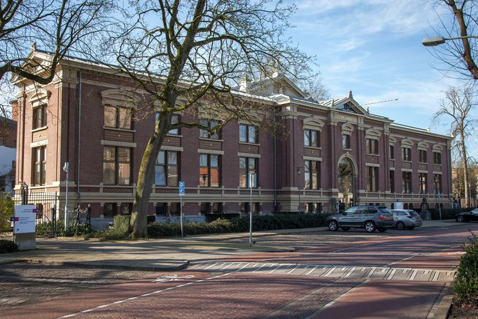 De rechtbank in Zutphen