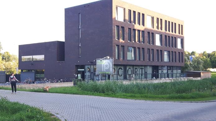 Jongerencentrm De Poort in de Maaspoort in Den Bosch.