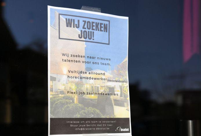 Brasserie Absolut in de Mechelsestraat in Leuven zoekt een voltijdse horecamedewerker.
