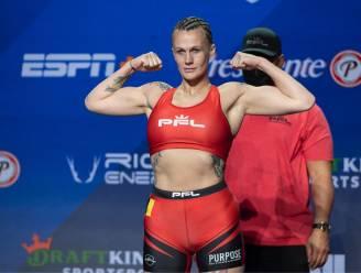 """MMA-vechtster Cindy 'Battlecat' Dandois uit Deurne vecht voor wereldtitel en ticket in PFL-play-offs: """"In goede dag kan ik iedereen verslaan"""""""