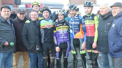 Peter Fiers uit Nederbrakel wint vlot jaarlijkse gelegenheidscross