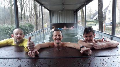 't Keldertrapken stunt: 'Zwembad for Life' brengt 43.000 euro op