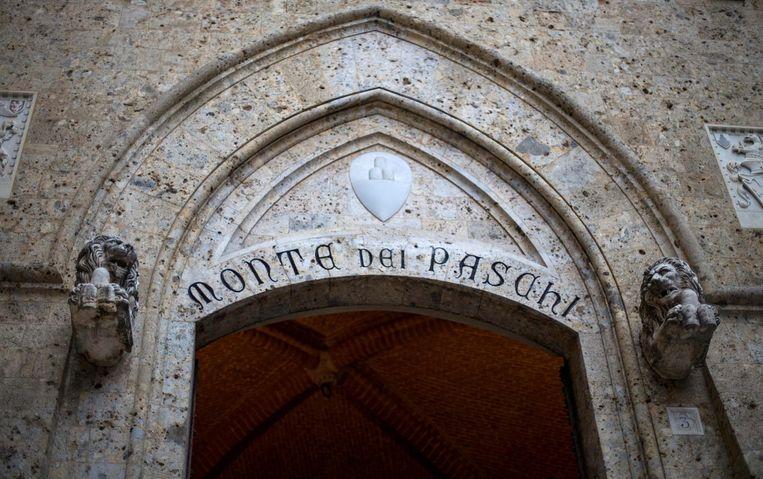 Italiaanse monumentenzorg op z'n best. Beeld epa