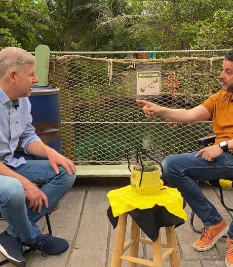 Boze supporters bij Vitesse: 'Na echec moet er positieve reactie volgen tegen Fortuna'