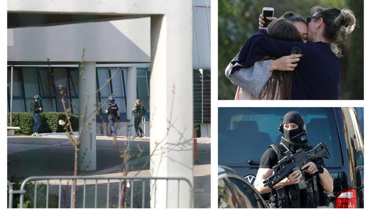 null Beeld AFP, Reuters