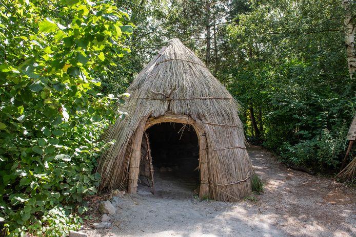 Er is een kans dat de nagebouwde prehistorische hutten in het Alphense Museumpark Archeon in het echt nooit hebben bestaan. Een opgraving in het Reevediep in Kampen toont een heel andere soort constructie.