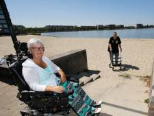 CDA wil rolstoelpad over het strand
