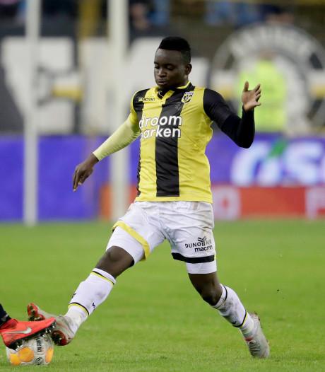 Dauda in de spits, Serero vraagteken bij Vitesse
