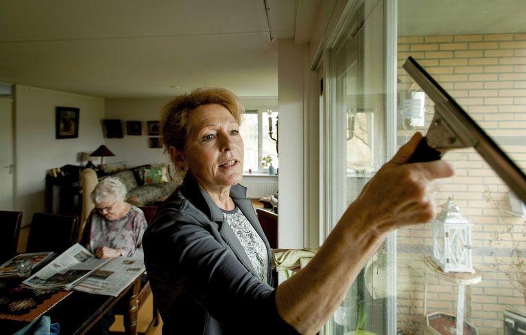 Thuiszorgorganisatie Buurtzorg houdt rekening met een naheffing van 6,5 miljoen euro vennootschapsbelasting. Beeld anp