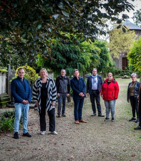 Verdriet en gemis van corona-slachtoffers delen in Sint-Oedenrode: 'Het was heftig en eenzaam'