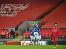 Everton dompelt Liverpool nog dieper in de problemen met historische zege