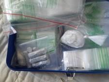 Drugsdealer aangehouden in Tilburg, xtc en cocaïne in beslag genomen