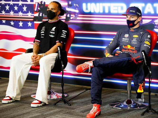 Onze F1-watcher zag Hamilton (tevergeefs) zijn favoriete wapen bovenhalen: psychologische oorlogsvoering