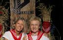 Gewezen Aalsters burgemeester Ilse Uyttersprot (53) met haar moeder Suzanne (81) in 2019.