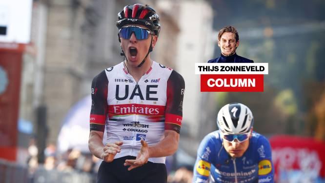 Column Thijs Zonneveld | Wielrennen is op z'n kop gezet door een paar kereltjes die schijt hebben aan alle tradities