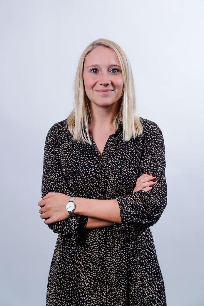 Esther is HLN-reporter in Leuven. Word jij haar nieuwe collega?