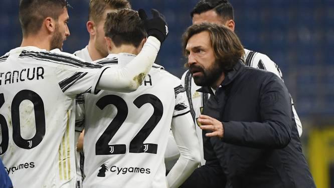 Juventus wint bij Milan en nadert zo tot op zeven punten in de stand