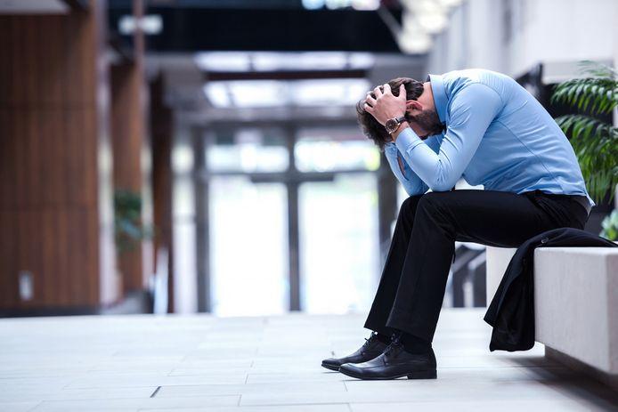 Foto ter illustratie. Werkgevers zijn minder geneigd mensen met psychische problemen aan te nemen, blijkt uit onderzoek van Tilburg University.